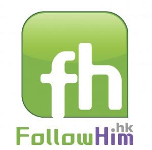 Follow HIM logo cut